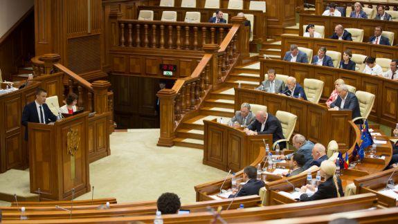 Cum a cerut Dumitru Robu ridicarea imunității lui Ilan Șor. Discursul pe care l-a ținut în fața deputaților (VIDEO)