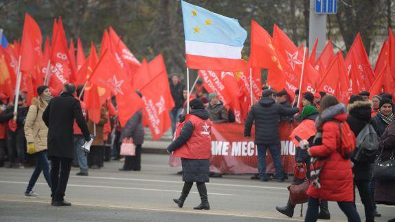 """Cum explică Novac declarațiile incoerente ale participanților la mitingul PSRM: """"Unii în fața camerei uită și cum îi cheamă"""""""