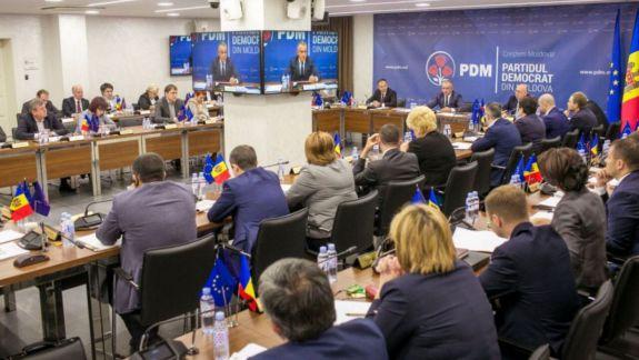 Dacă ACUM ar fi acceptat o coaliție cu PDM, ar fi primit conducerea viitorului Guvern. Democrații și-au reiterat invitația la dialog