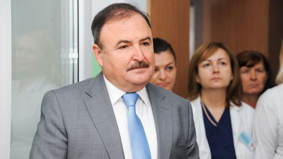 """De ce a plecat Iurie Dondiuc de la șefia Spitalului Municipal Nr. 1: """"Este o funcție riscantă"""""""