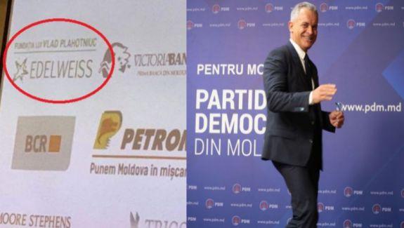 """De ce a sponsorizat Fundația """"Edelweiss"""" recepția dedicată Zilei Naționale a României la Chișinău? Răspunsul MAE de peste Prut"""