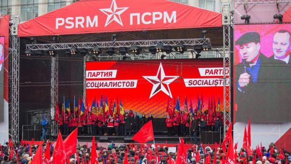"""De ce socialiștii au evitat numele lui Plahotniuc la mitingul PSRM. """"Pentru toți e clar cine e el"""""""