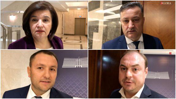 """Democrați, despre averile lui Țuțu: """"Niciun coleg din fracțiunea PDM nu s-a îmbogățit ilicit"""" (VIDEO)"""