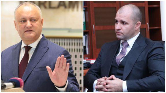 """Democrații îl citează pe Ghimpu: Instituția prezidențială a ajuns """"nije plintusa"""" (VIDEO)"""