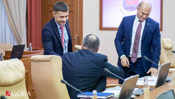 Deputații ACUM au înregistrat o moțiune simplă contra lui Fadei Nagacevschi