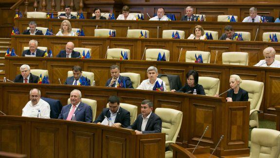 Diacov revine la conducerea fracțiunii parlamentare PDM
