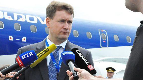 Directorul Air Moldova, Iulian Scorpan, a plecat din funcție