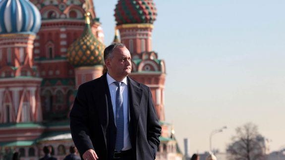 """Dodon a revenit de la Moscova cu un avion asigurat de Putin: """"E un gest frumos. Am economisit câteva mii de lei"""""""