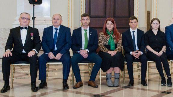 Doi studenți de la Universitatea Agrară din Moldova au primit burse ale familiei regale a României
