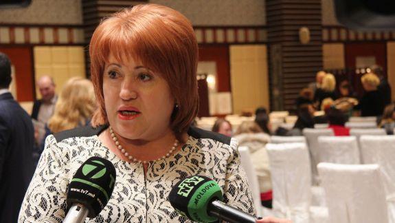 Domnica Manole cere revizuirea deciziei în urma căreia Vladimir Țurcan a fost numit președinte al CC (DOC)