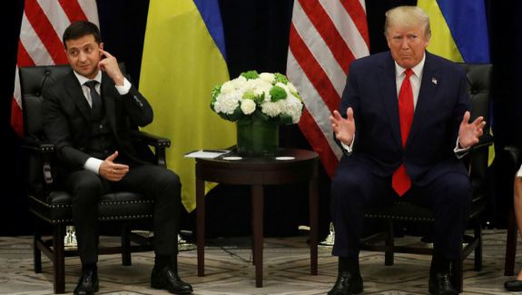 """Donald Trump, despre scandalul ucrainean: """"Cea mai mare înșelătorie din istoria politicii americane"""""""