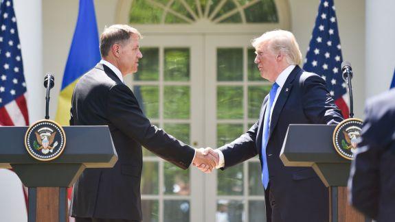 Donald Trump, invitat de Klaus Iohannis să vină în România. Vizele pentru SUA, pe agenda discuțiilor