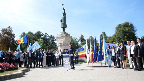"""Dorin Chirtoacă, cu dedicație muzicală pentru alianța """"AMIN"""": """"Este un cântec care se ascultă în prezent prin cluburi"""" (FOCUS)"""