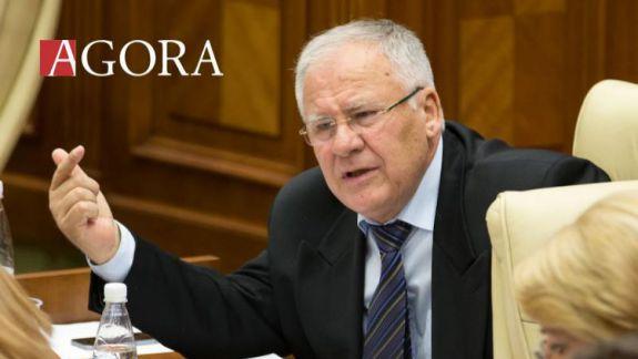 """Dumitru Diacov: """"Am avut discuții cu reprezentanții Blocului ACUM. Ne-au propus să nu votăm moțiunea de cenzură"""""""