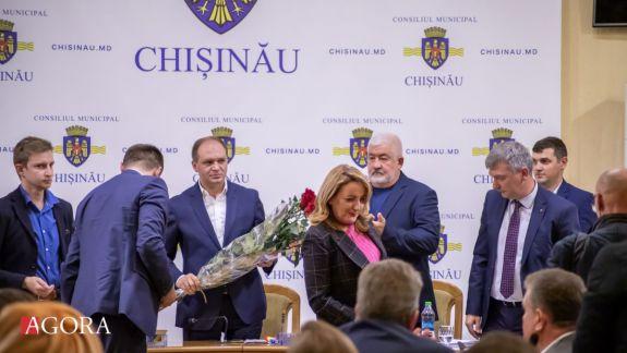 După Moscova, primarul de Chișinău pleacă la Kiev