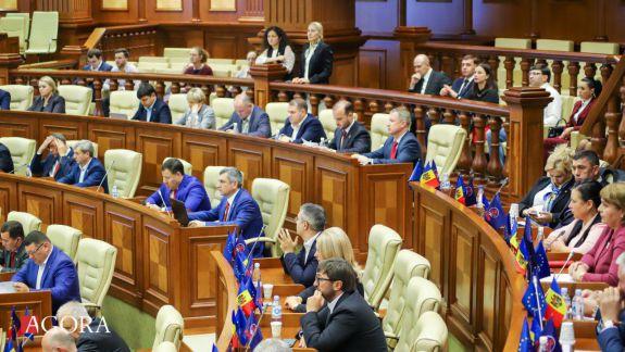 Eliberarea din funcție a președintelui CSJ, Ion Druță, inclusă în ordinea de zi a Parlamentului