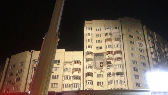 Explozia de pe bulevardul Moscovei nu s-a produs din cauza unei butelii de gaz