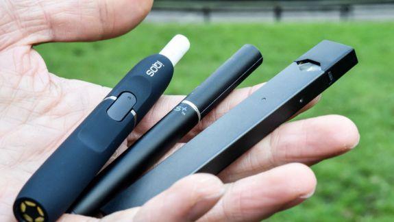 Firmele care dețin IQOS și Juul ar putea fuziona pentru a domina piața țigărilor electronice