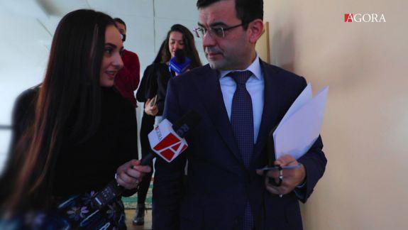 Gaburici vrea în Parlament, dar nu-și suspendă activitatea de ministru. Ce explicație (n-)are (VIDEO)