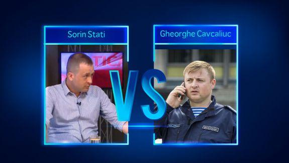 Gheorghe Cavcaliuc îi cere lui Sorin Stati 300.000 de lei despăgubiri și scuze publice în presă. AGORA, printre pârâți (DOC)