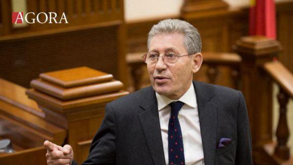 """Ghimpu, despre cazul """"Open Dialog"""": """"Hai să-l chemăm pe badea Vasile care a furat o curcă și să facem comisie parlamentară"""""""