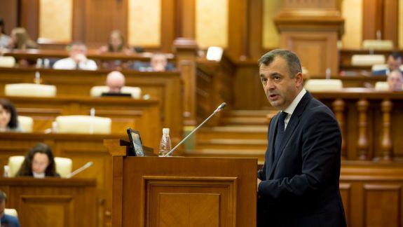 Graba învestirii Guvernului Chicu, explicată de premierul ales: În câteva ore trebuie să ajustăm proiectul reformei justiției