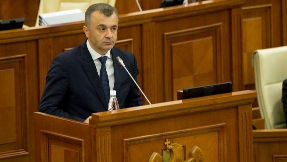 Guvernul Ion Chicu a primit votul de încredere al Parlamentului