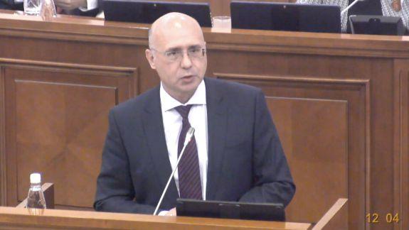 Guvernul, ca și demis. Filip: PDM va vota moțiunea de cenzură