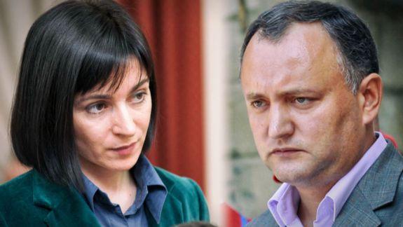 Igor Dodon, supărat pe Maia Sandu: Când se vor adresa la noi, îi vom trimite la Chirtoacă