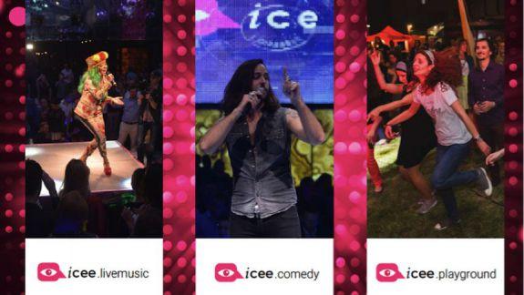 În agenda ICEEfest: Dezbateri cu Stela Popescu vs BRomania și muzică live cu Delia
