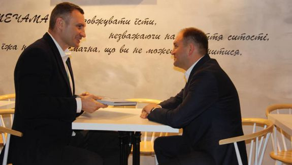 Ion Ceban a ajuns la Kiev. S-a întâlnit cu omologul său