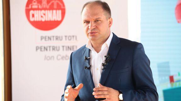 Ion Ceban va merge la București. A fost invitat de omologul său român