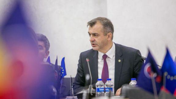 Ion Chicu vine joi în Parlament pentru a cere votul de încredere pentru noul Guvern