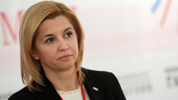 Irina Vlah, către Dumitru Robu: Insist să-l demiteți pe procurorul Găgăuziei. A fost numit în funcție ilegal