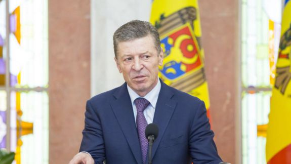Kozak: Pe 3 iunie, PD ne-a oferit un plic cu propunerea de federalizare a R. Moldova