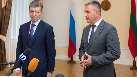 """Kozak a mers la Tiraspol, unde s-a întâlnit cu Krasnoselski. S-a discutat și despre """"necesitatea păstrării trupelor militare ruse"""" în regiune (VIDEO)"""
