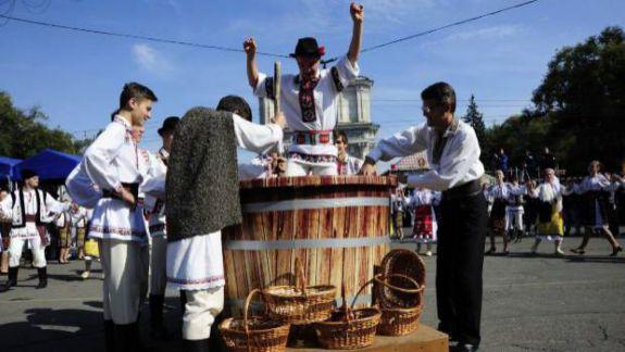 LIVE. Inaugurarea oficială a Zilei Naționale a Vinului
