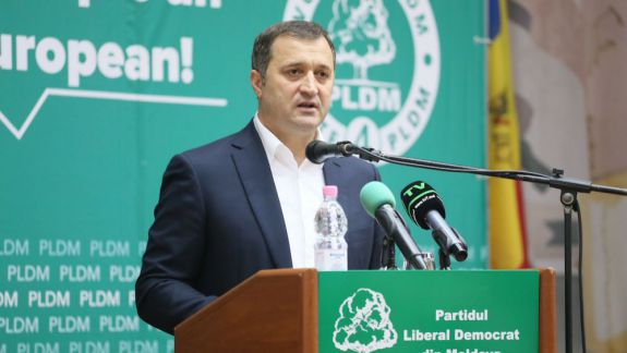 La o zi de la eliberare, Vlad Filat este invitat la ședința Consiliului Politic Național al PLDM