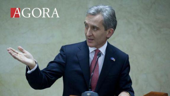 """Liderul PPEM, Iurie Leancă, despre refuzul PL și PLDM de a vota proiectul democraților: """"O palmă dată Integrării Europene"""""""
