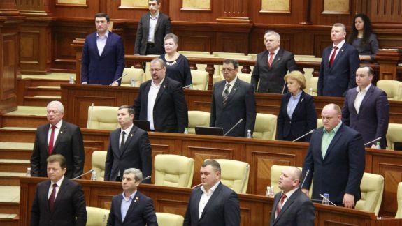 Locul lui Ceban în Parlament va fi ocupat de un alt membru PSRM. Iată cine ar fi candidatul