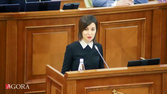 """Maia Sandu: """"Justiția lui Dodon l-a eliberat pe Filat din închisoare"""""""