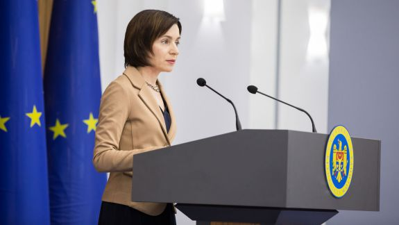 """Maia Sandu: """"O să examinăm revenirea la impozitarea progresivă"""""""