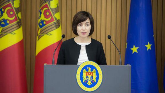 Maia Sandu convoacă ședință de urgență la MAI pentru a clarifica circumstanțele producerii accidentului rutier de pe Alba Iulia