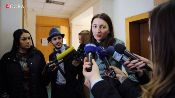 """Maia Sandu, cu referire la cazul Șor: """"Adriana Bețișor trebuie deferită justiției pentru prejudicierea statului"""""""