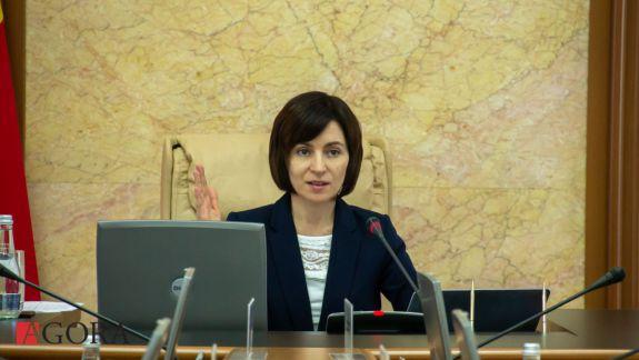 Maia Sandu, mesaj către toți funcționarii: Alegerile sunt ca un Bacalaureat pentru noi. Cine va folosi resursa administrativă, va fi sancționat foarte dur
