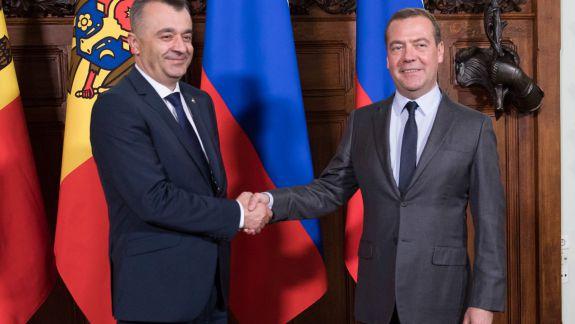 Medvedev ar putea veni la Chișinău, la invitația lui Chicu