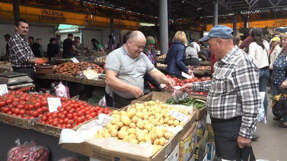 Moldova, țara agricolă unde prețurile la legume și fructe au crescut cu aproape 60%, în 2019