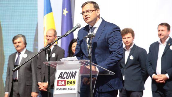 """Munteanu cere sancționarea lui Năstase. Cebotari: """"Să nu-l lăsăm pe Năstase să fure alegerile"""""""