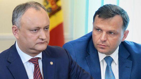 """Năstase va cere dosar penal pe numele lui Igor Dodon, acuzându-l de """"trădare de patrie"""""""