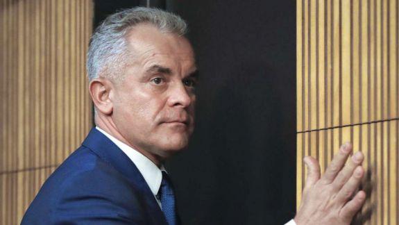 O companie a lui Plahotniuc vrea să cumpere un post TV din România